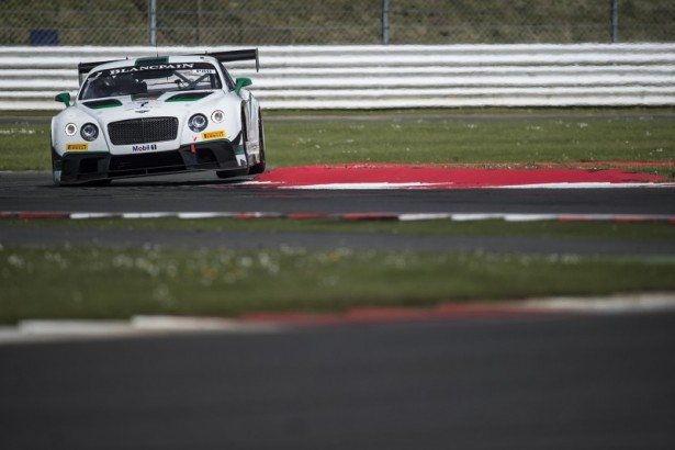 Bentley-Continental-GT3B-Andy-Meyrick-Guy-Smith-Steven Kane-Blancpain-Endurance-Series-Silverstone 2014