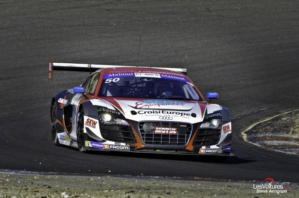 GT-Tour-2014-Ledenon-Audi-R8-LMS-Ultra-Loeb-Racing-Beltoise