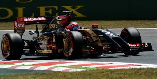 Grosjean-Lotus-GP-Espagne-2014