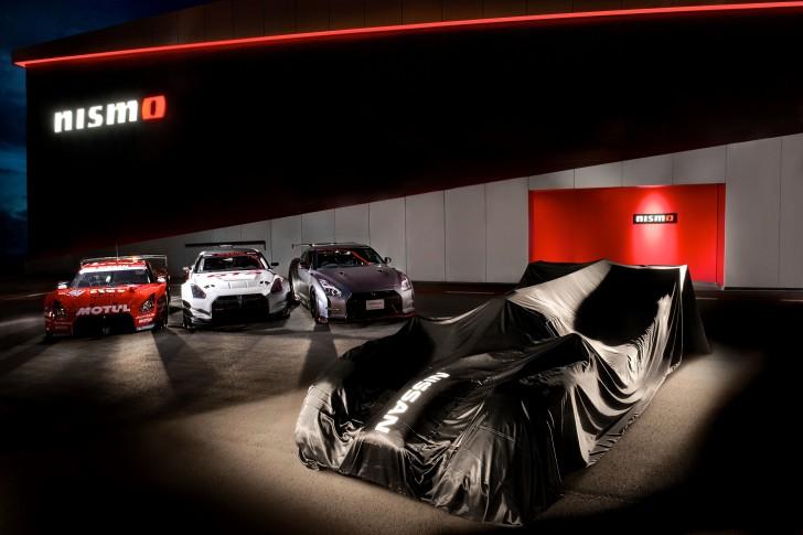 FIA WEC : Nissan rejoindra Porsche, Audi et Toyota en LM P1 dès 2015 !