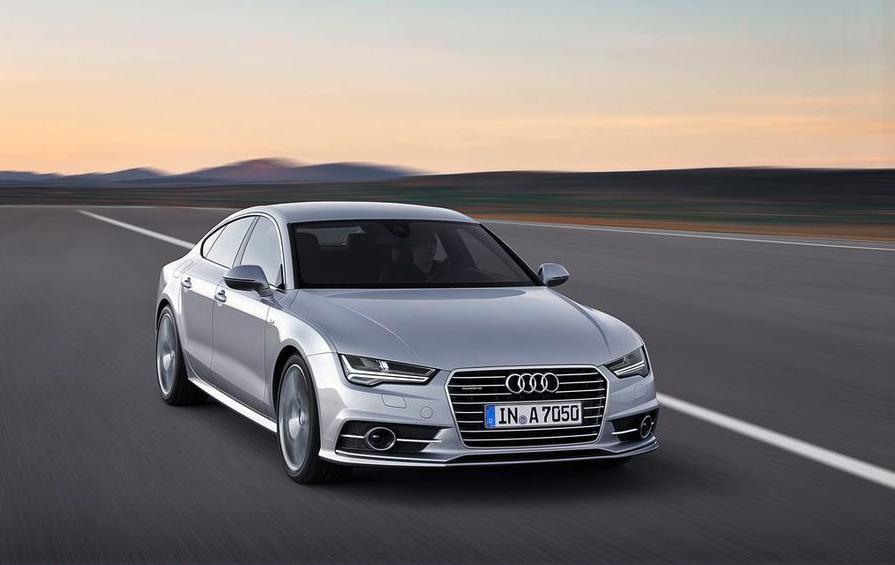 Audi A7 Sportback : le coupé s'offre un restylage et de nouveaux moteurs…