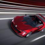 Volkswagen GTI Roadster Vision Gran Turismo : l'ultime et sulfureuse héritière de la Golf GTI !