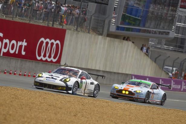 24-Heures-du-Mans-2014-Porsche-911-RSR-Aston-Martin