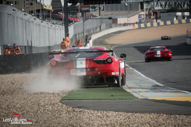 Ferrari-458-GTE-24-Heures-du-Mans-2014-Journee-Test