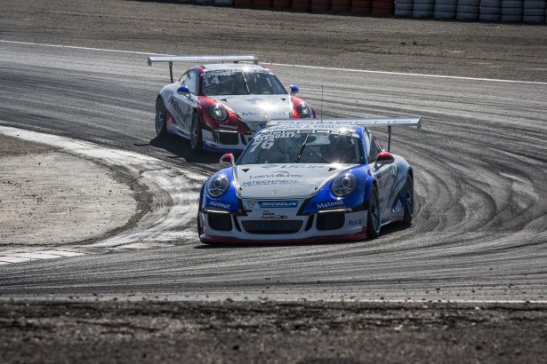 Pasquali-Porsche-Carrera-Cup-France-2014-IMSA-Performance-Matmut-Ledenon-Pasquali-Antunes