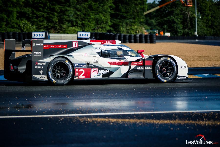 Vidéo : Audi revient sur les temps forts des 24 Heures du Mans 2014 !