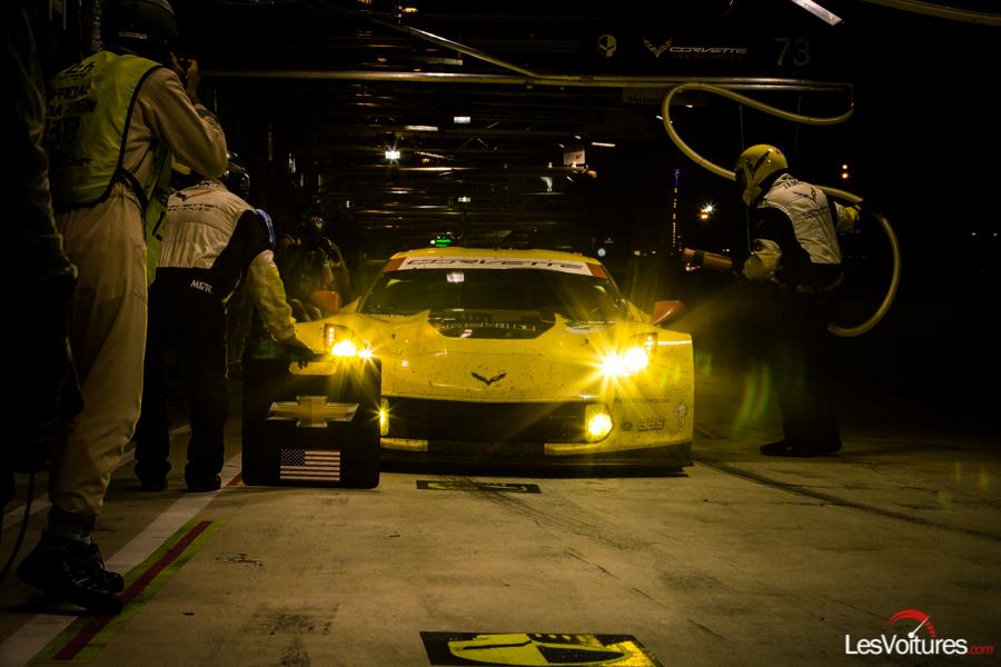 24 Heures du Mans : l'édition 2014 à travers l'objectif de Sébastien Alvarez…