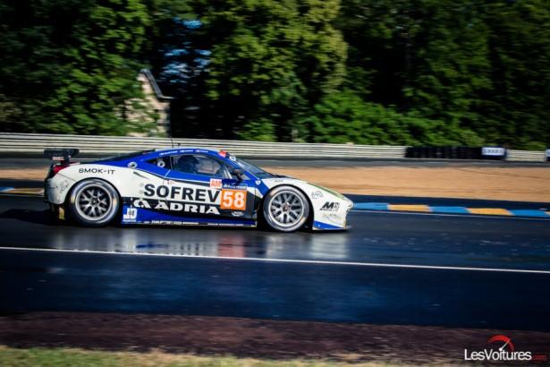 Photos-24-Heures-du-Mans-2014-Ferrari-458-Italia-Sofrev-ASP-Fabien-Barthez