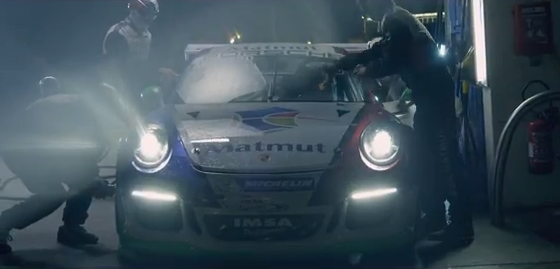 Pit-Stop-Porsche-video-route-du-mans-2014