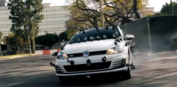 Turbocharge-the-Everyday-Interactive-Video-Volkswagen-Golf-GTI-GoPro-Cameras-Tanner Foust