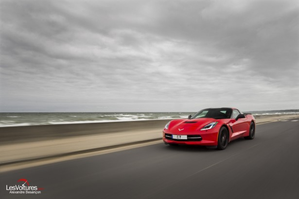 essai-test-drive-chevrolet-chevy-c7-stingray-normandy-2014-Spirit-of-1944-