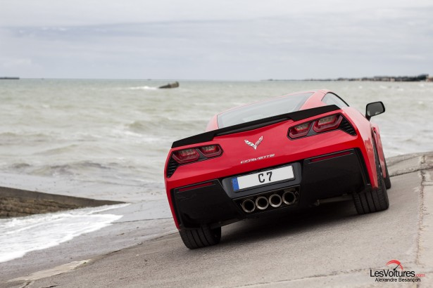 essai-test-drive-chevrolet-chevy-c7-stingray-normandy-2014-Spirit-of-1944-arromanches-3