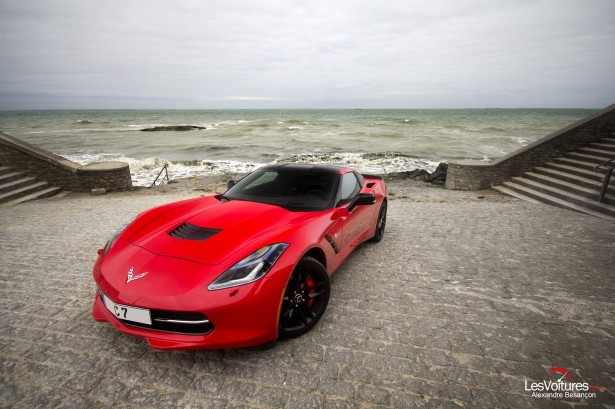essai-test-drive-chevrolet-chevy-c7-stingray-normandy-2014-Spirit-of-1944-arromanches-5