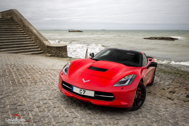 essai-test-drive-chevrolet-chevy-c7-stingray-normandy-2014-Spirit-of-1944-arromanches-6