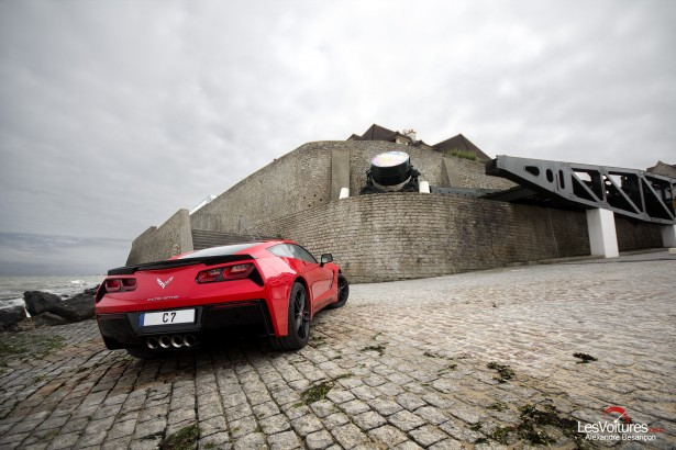 essai-test-drive-chevrolet-chevy-c7-stingray-normandy-2014-Spirit-of-1944-arromanches-8