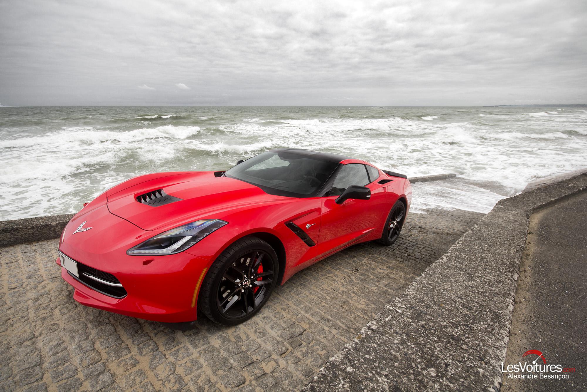 corvette c7 stingray road trip hommage en normandie les voitures. Black Bedroom Furniture Sets. Home Design Ideas