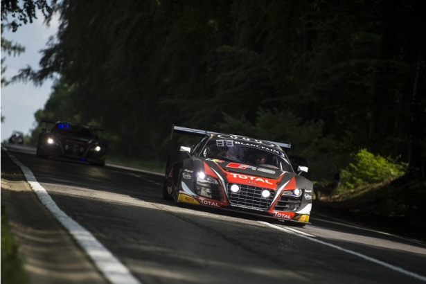 24-Hours-Spa-2014-Audi-R8-LMS-Ultra-Parade-2014