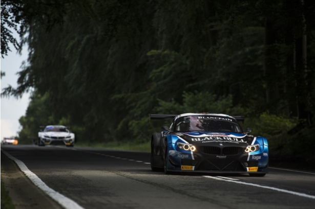 24-Hours-Spa-2014-BMW-Z4-GT3-Parade-2014