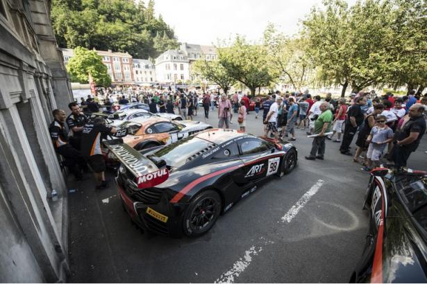 24-Hours-Spa-2014-McLaren-12C-GT3-Parade-2014