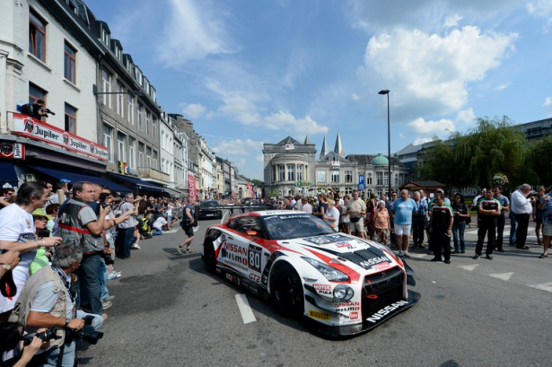 24-Hours-Spa-2014-Nissan-GT-R-GT3-Parade-2014