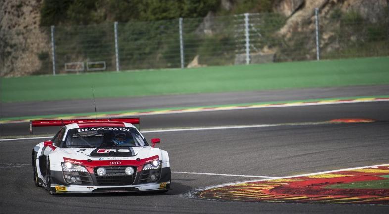 24 Heures de Spa : l'Audi R8 LMS Ultra de Fässler, Lotterer et Tréluyer favorite ?