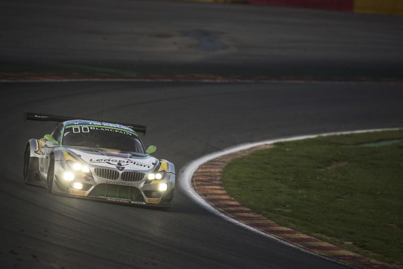24 Heures de Spa : le point à H +19, une BMW en tête contre quatre Audi !