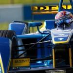 Formula E : Sébastien Buemi fait tomber les chronos !