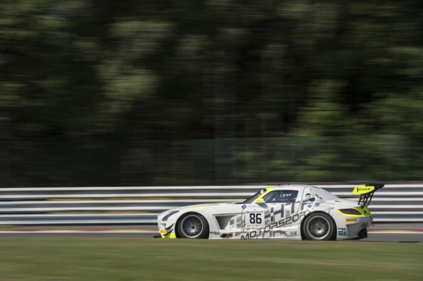 HTP-Motorsports-Mercedes-Benz-SLS-AMG-GT3-24-Hours-Spa-2014-Test-day