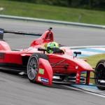 Formula E : Lucas di Grassi le plus rapide lors des premiers essais officiels !