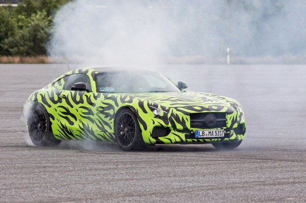 Mercedes-AMG-GT-2014-Teaser-4