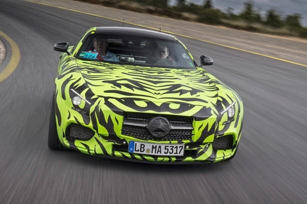 Mercedes-AMG-GT-2014-Teaser