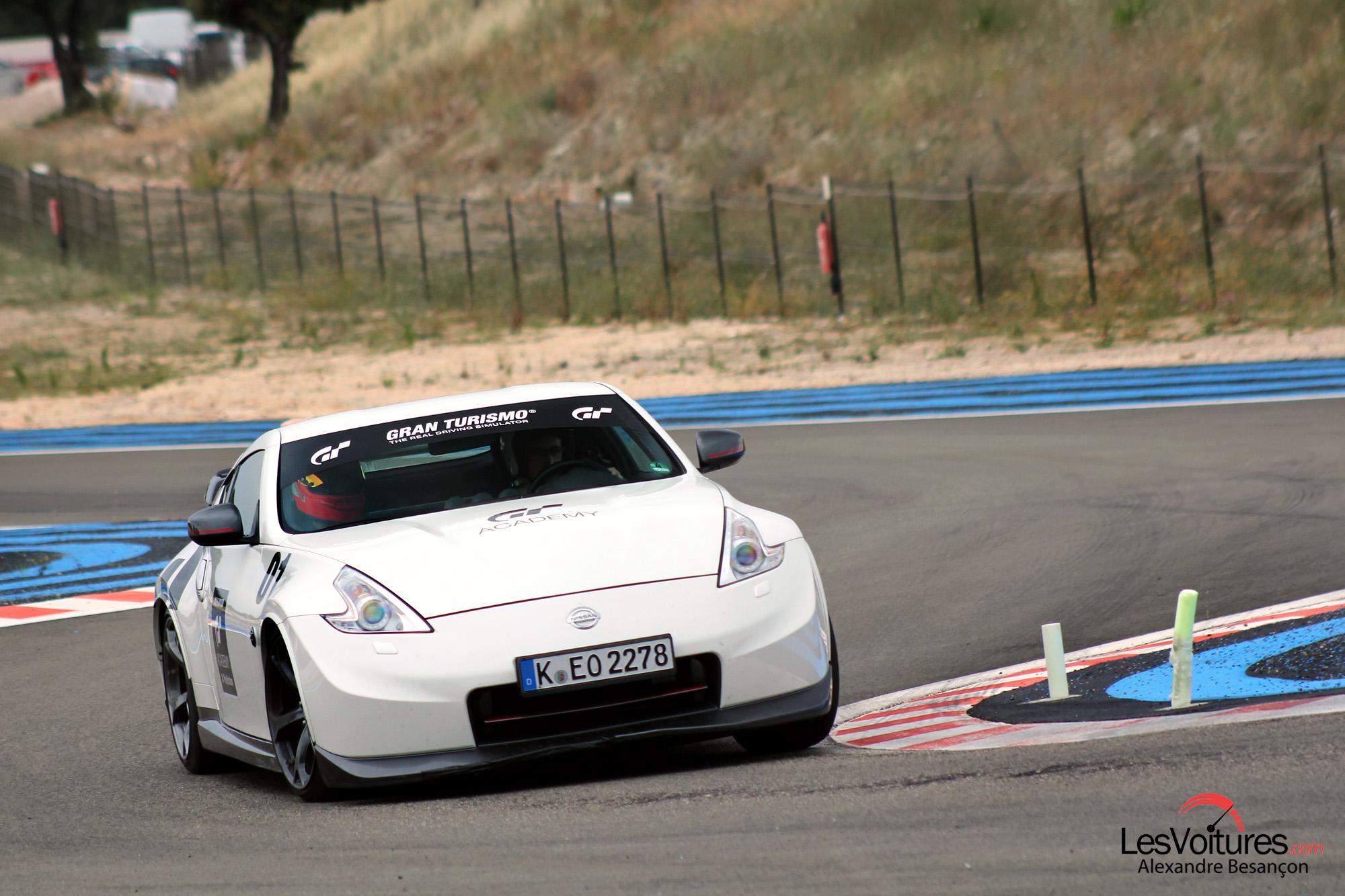 Nissan GT Academy : retour sur la finale française du Paul Ricard !