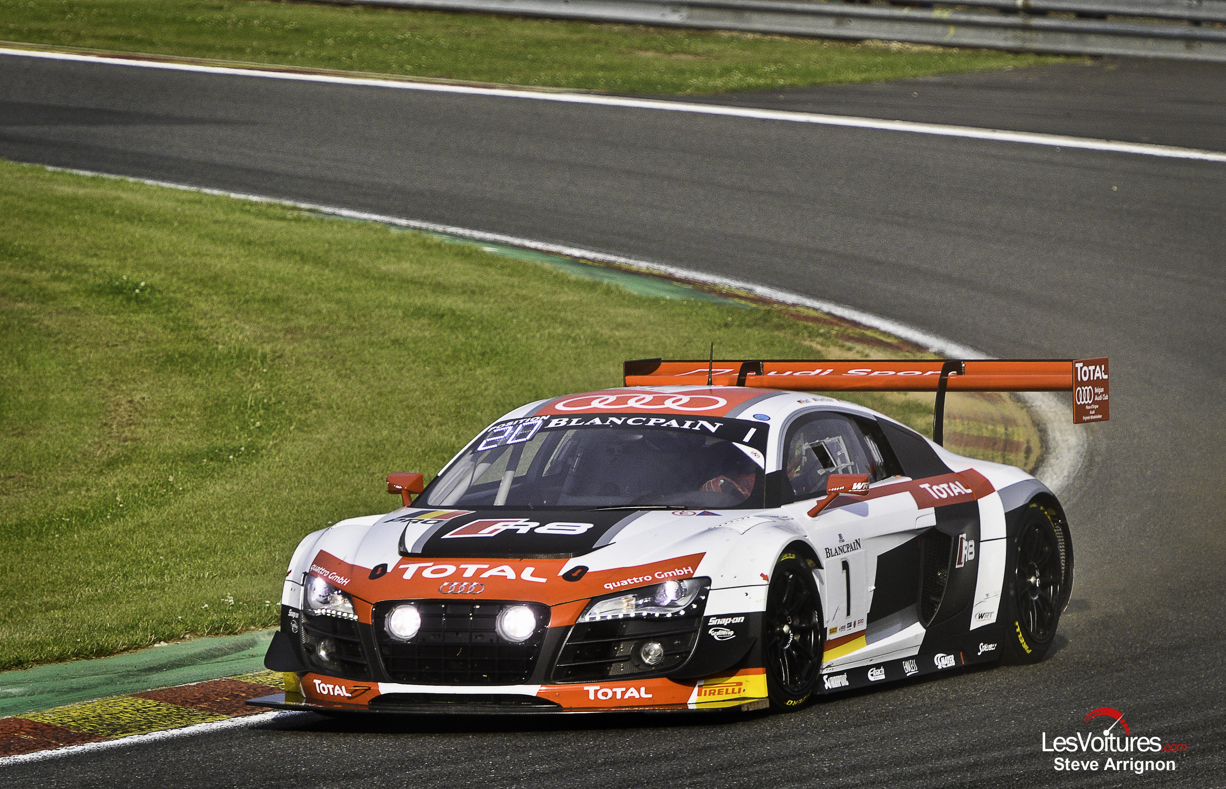 """Blancpain Endurance Series : présentation de la finale """"iRacing.com Nürburgring 1000″ !"""