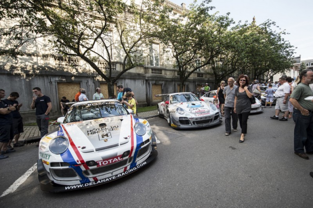 Porsche-GT3-R-997-24-Hours-Spa-Parade-2014