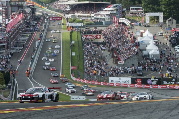 START-24-Hours-of-Spa-2014