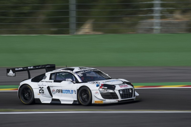Sainteloc-Audi-R8-LMS-Ultra-24-Hours-Spa-2014-Test-day