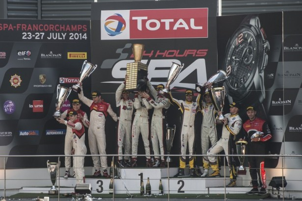 Total-24-Hours-Spa-2014-Podium