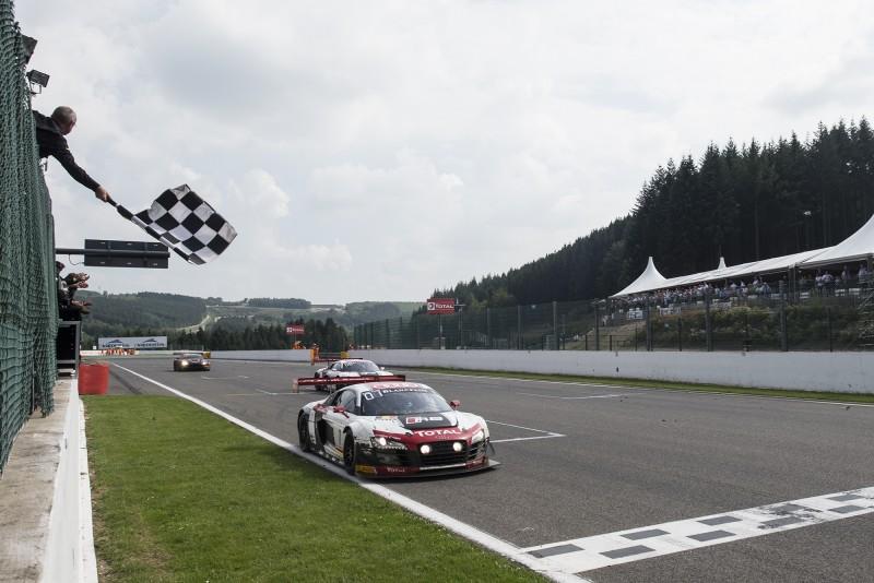 24 Heures de Spa 2014 : Audi s'impose après un finish d'anthologie !