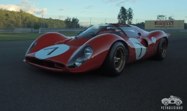 video-Ferrari-330-P4-Petrolicious-2014