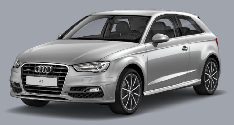 Audi A3 Sport Design : une série limitée avec un max d'options !