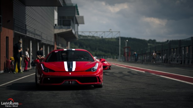 Curbstone-Track-Day-Spa-Francorchamps-August-2014-Ferrari-458-Challenge