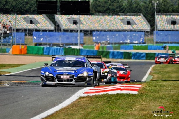Hallyday-Guilvert-GT-Tour-Magny-Cours-2014-Audi-R8-LMS-Ultra