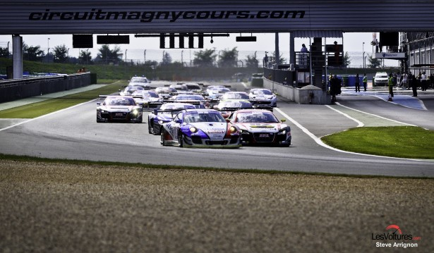 Magny-Cours-GT-Tour-2014-C1-depart