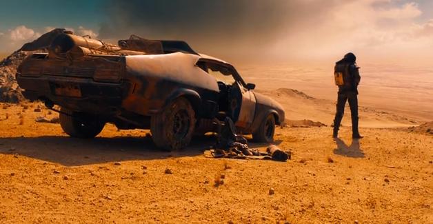 Cinéma : Mad Max et les voitures post-apocalyptiques de retour en 2015 !