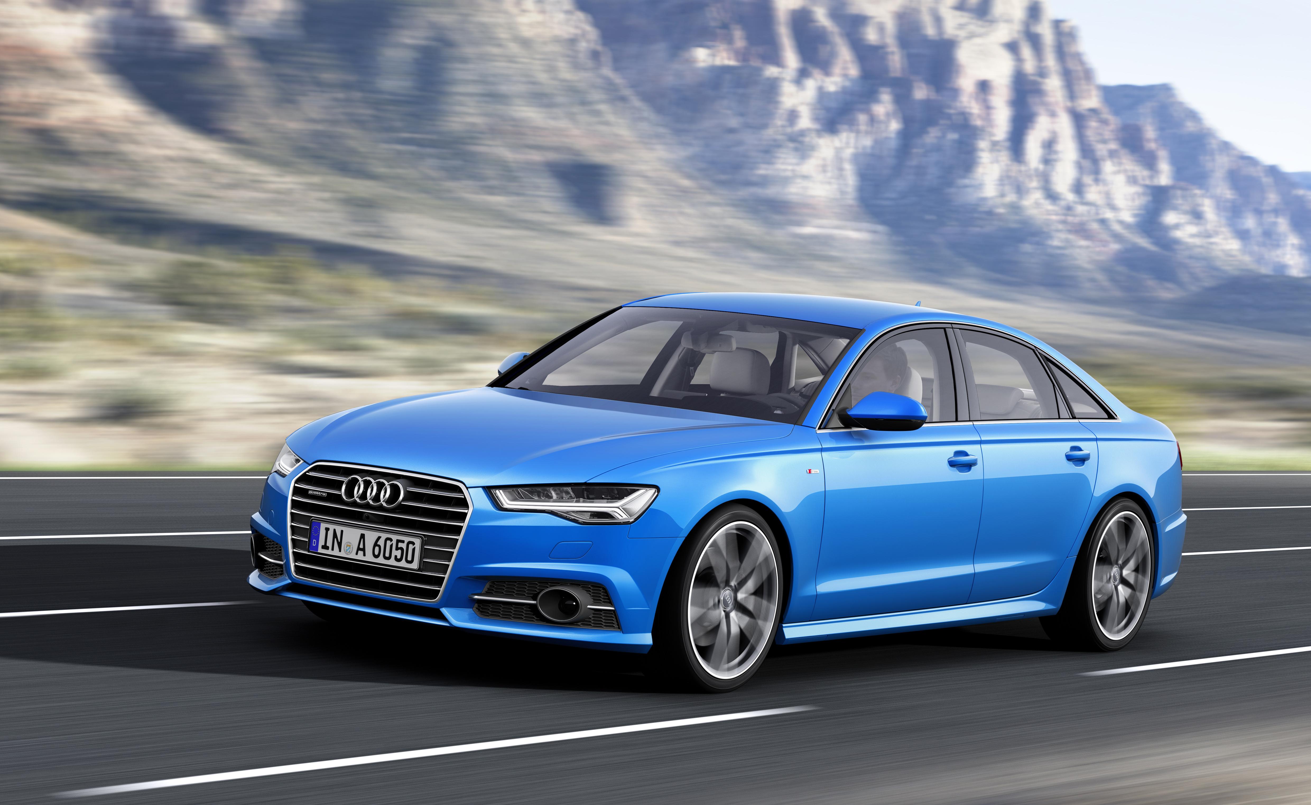 Audi A6 : un fin restylage et plus de puissance pour toute la gamme !