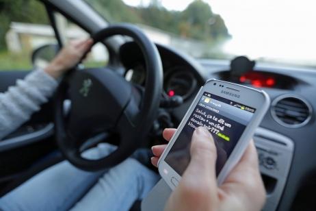 Sécurité routière : le radar qui détecte les SMS bientôt sur les routes ?