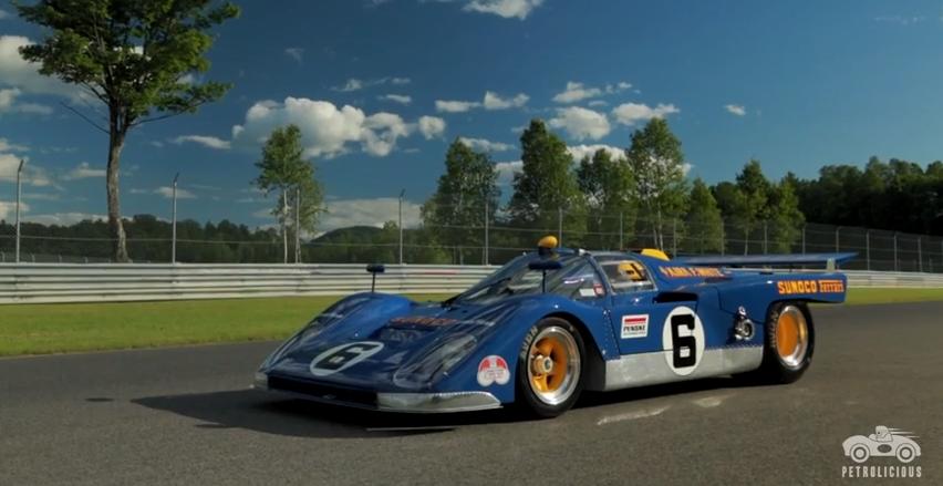 Vidéo : l'histoire de la mythique Ferrari 512 M racontée par son pilote…