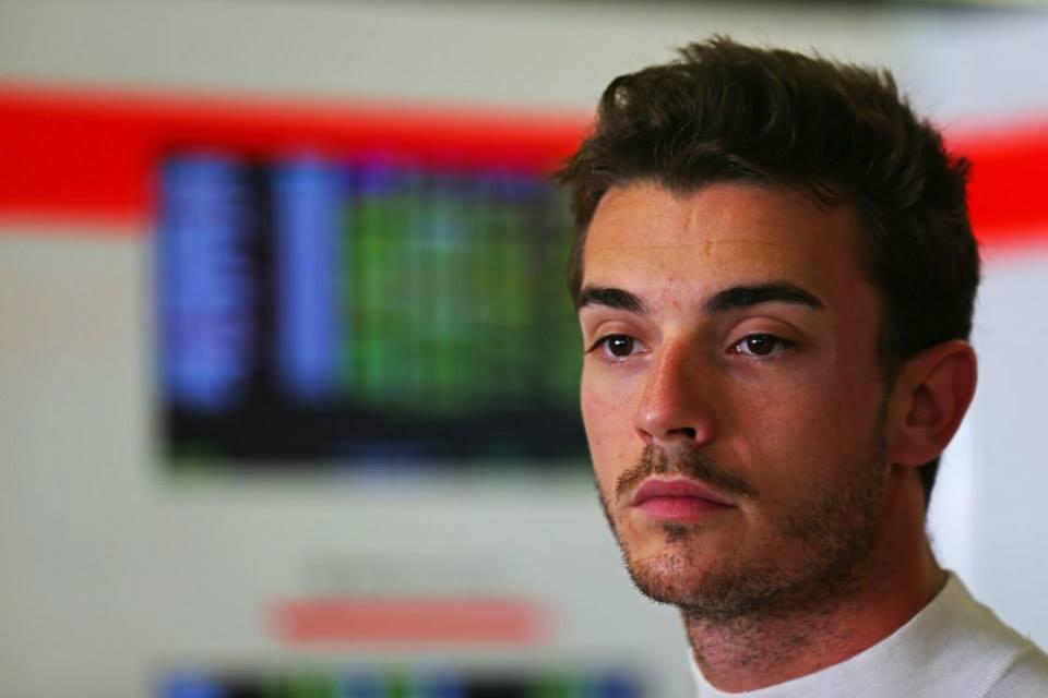 F1 : Bianchi dans un état désespéré d'après son père