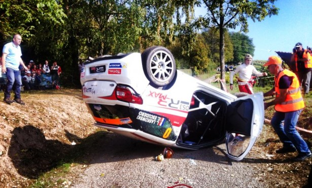 Laurent-Laskowski-Citroen-DS3-R-max-rallye-france-alsace-wrc-2014-crash