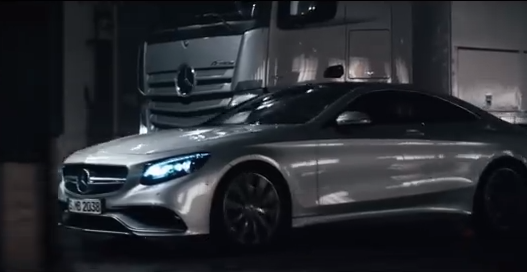 Mercedes-Benz-S-63-AMG-Coupe-Actros-Dirty-Driving-video